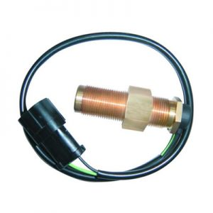 Solenoid Valve, Switch, Sensor